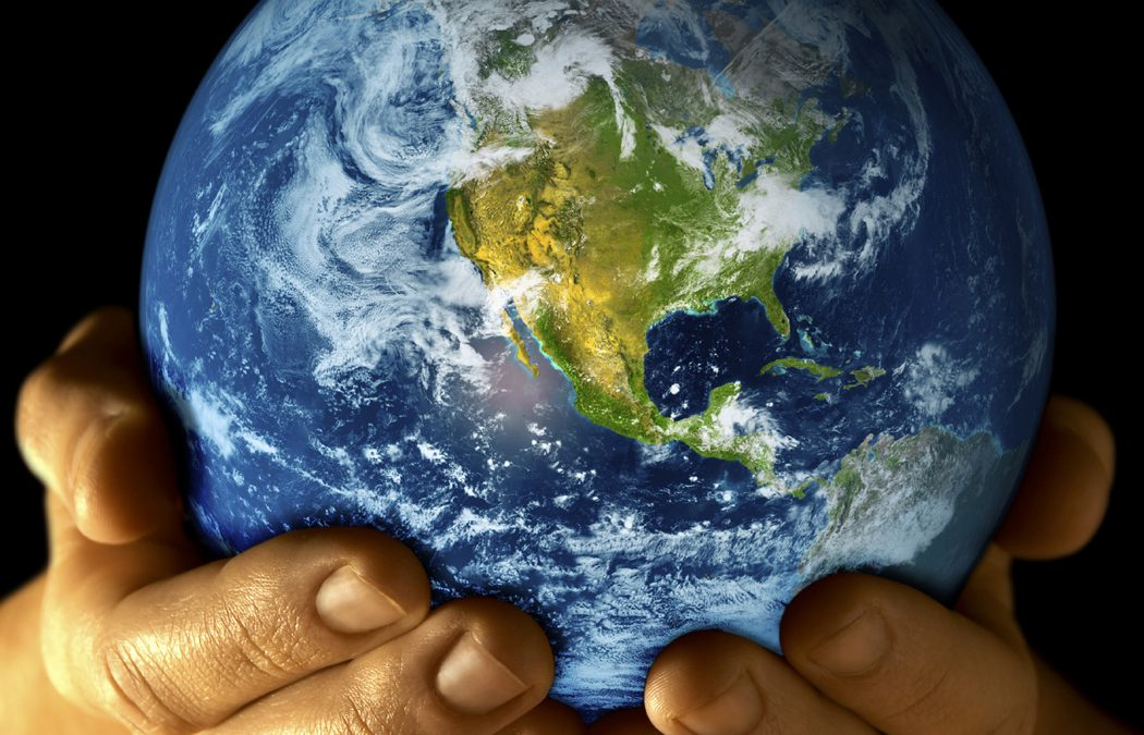 Spiritual Ecology Is The Heart Of Space…!