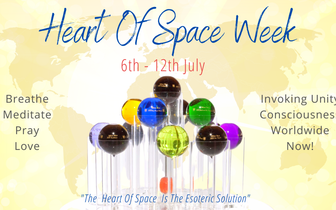 Join Us For Heart Of Space Week!