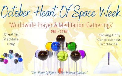 October Heart Of Space Week
