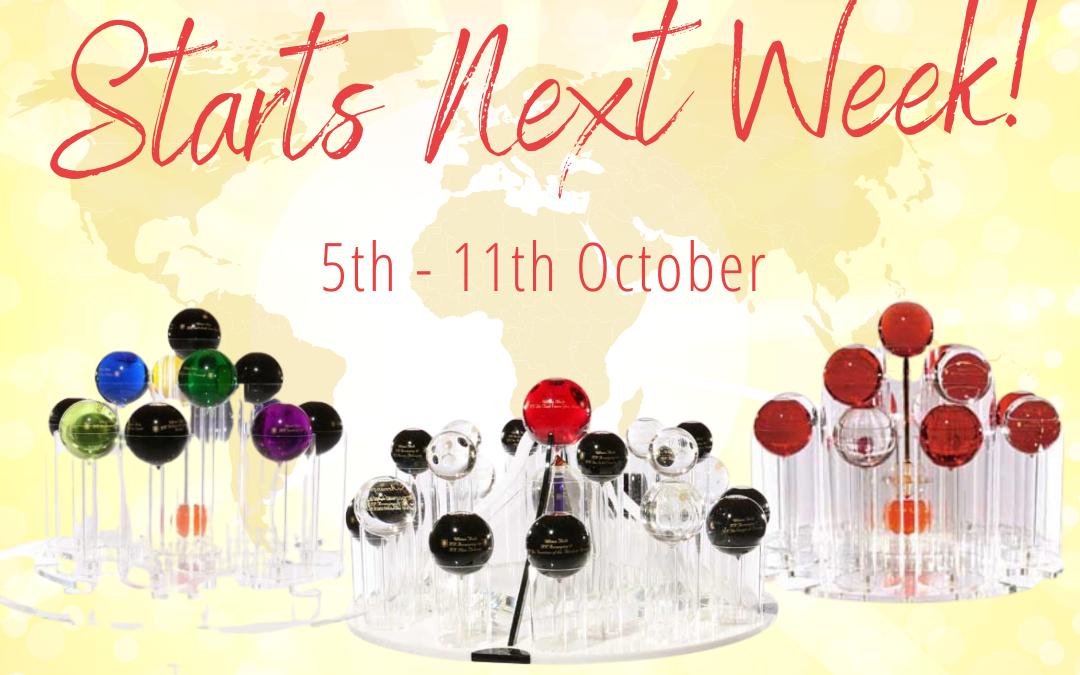 Heart Of Space Week Starts Next Week!